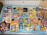 Zbierka hier a časopisov