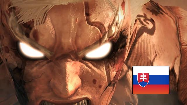 Asura's wrath - Slovenská lokalizacia