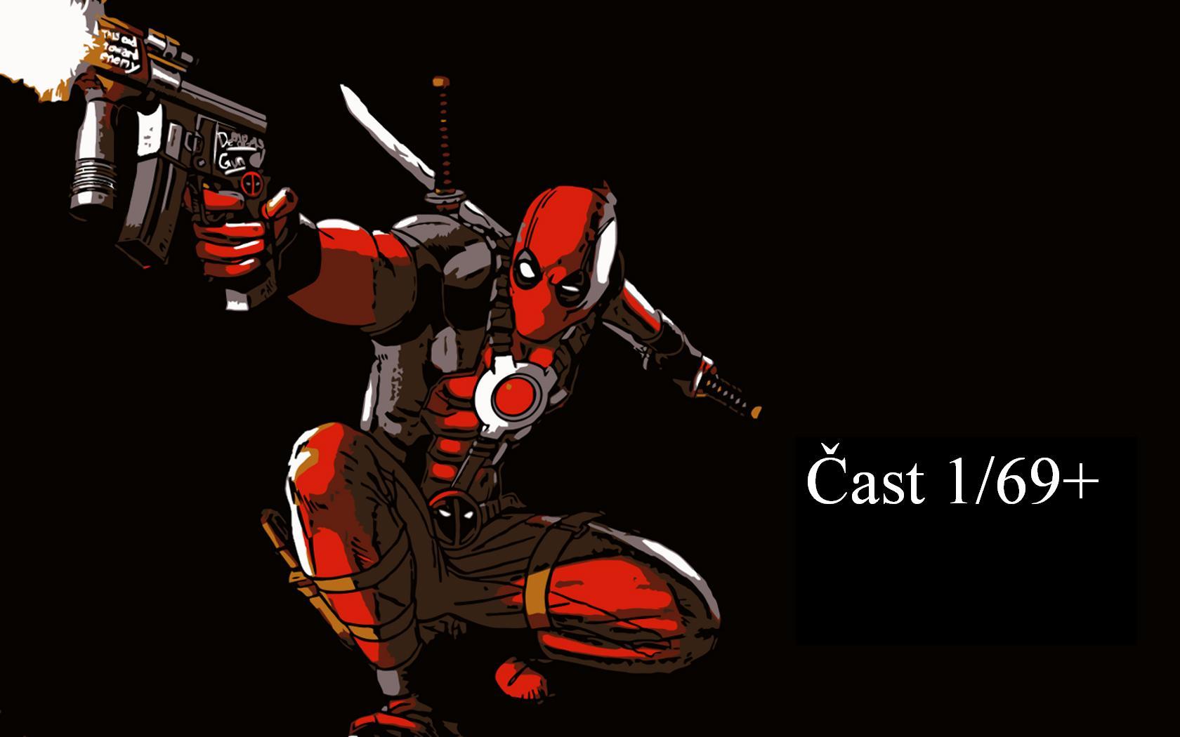 Deadpool comics časť 1/69+