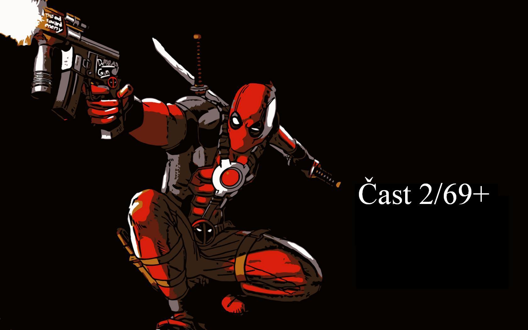 Deadpool comics časť 2/69+