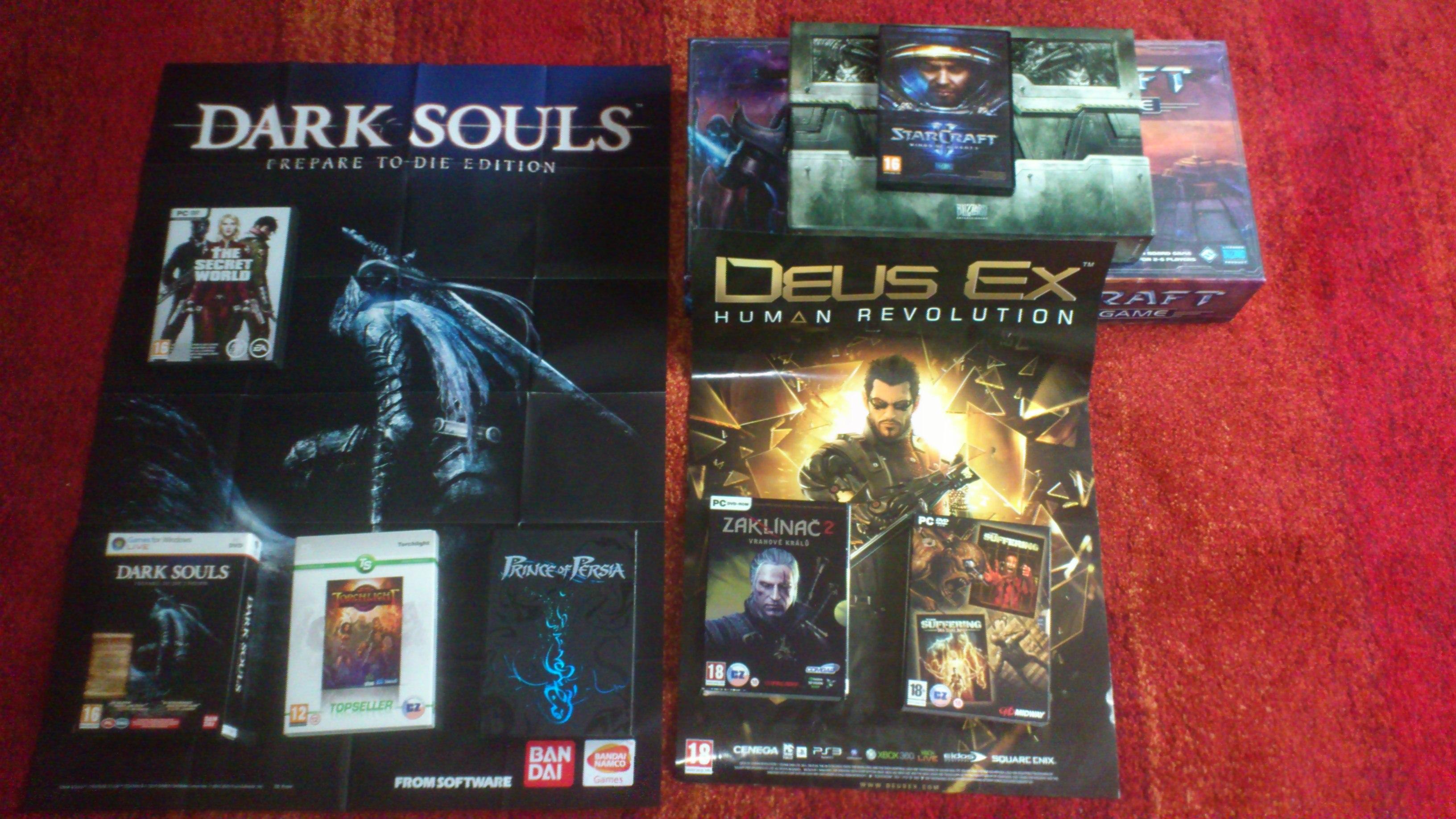 Videoprezentácia hier na PC ( 2010-2012 )