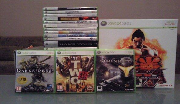 Januárové herné prírastky na Xbox 360