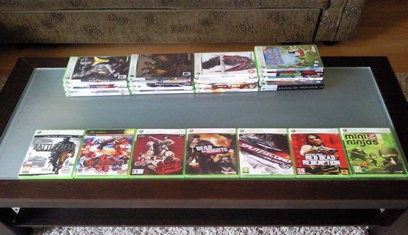 Herné prírastky Február - Máj na Xbox 360