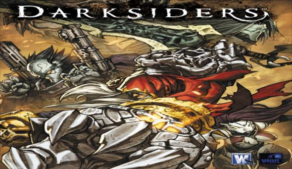 Darksiders komiks od Joe Madureira