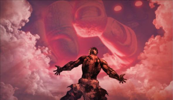 Asura's Wrath Hra Bohov 2