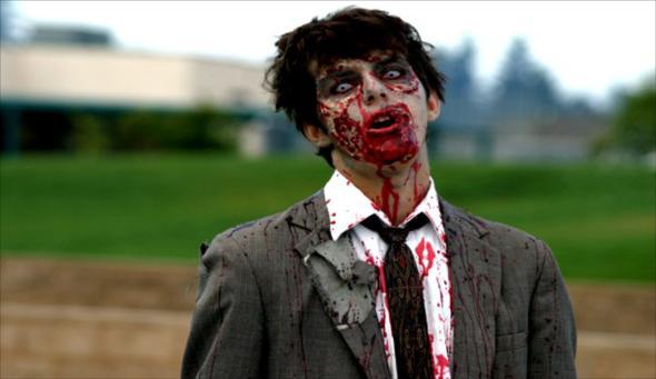 Oh my gosh zombies.