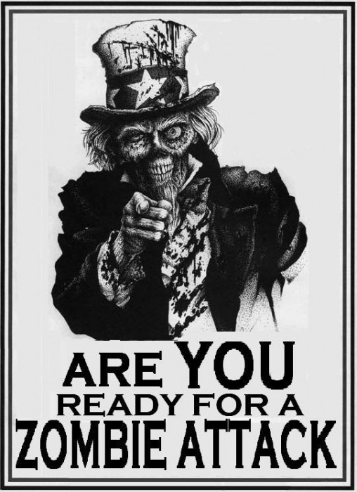 Keby vypukla zombie apokalypsa