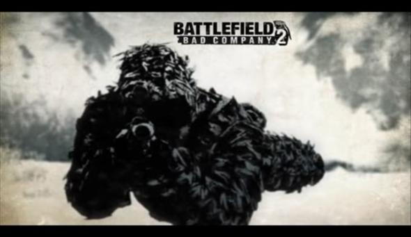 Battlefield Bad Company 2 Sniper Team :D