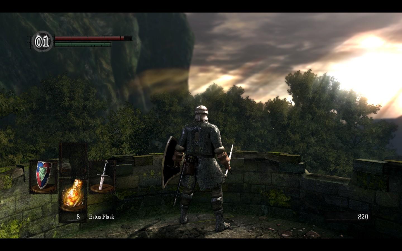 Dark Souls: PtDE - dojmy po cca 10 hodinách