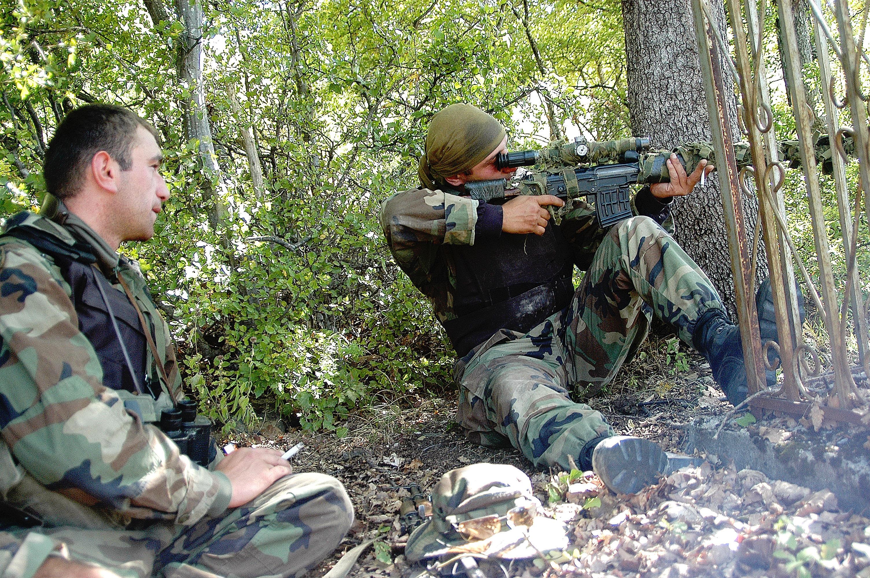 Снайперы война российские 5 фотография