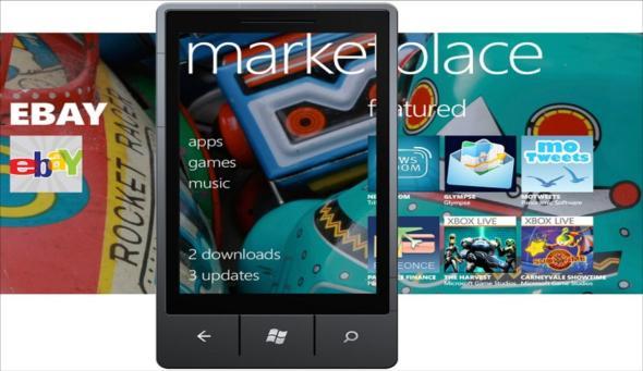 Aplikácie a hry pre Windows Phone 7 - úvod