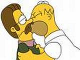 Homer miluje Flandersa