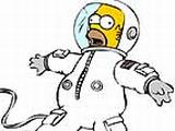 Hrdinný kozmonaut Homer
