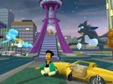 The Simpsons: Hit & Run- PC hra