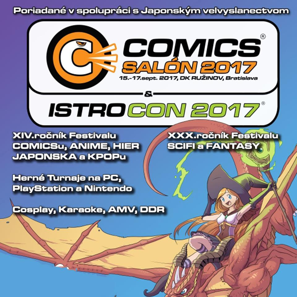 Comics salón / IstroCon 2017