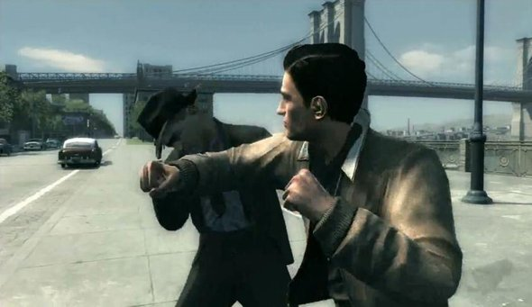 MAFIA 2 - NOVE GAMEPLAY !!!