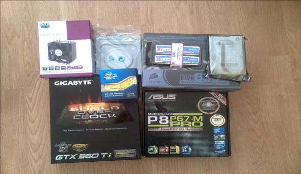 Moje nové PC