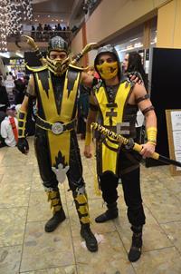 IstroCON/Comics Salón 2015 - Sector intergalaktické stretnutie