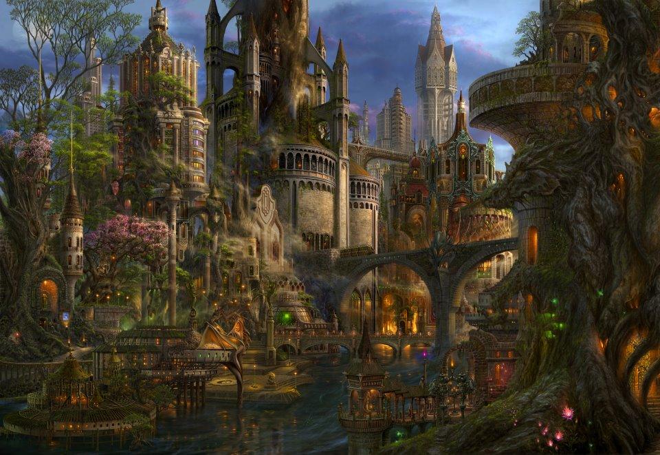 Top 10 fantasy umelcov