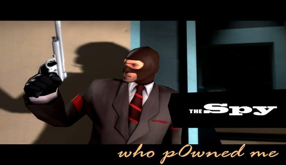 The spy who p0wned me