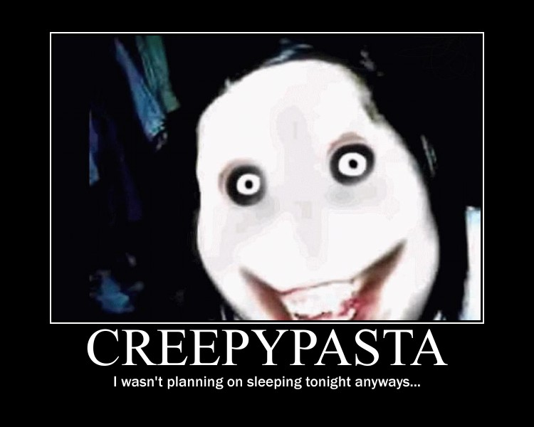 Top 15 Creepypasty