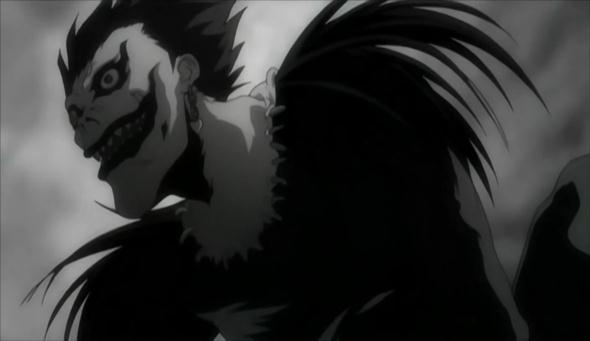 Shinigami č.2 (Danted)