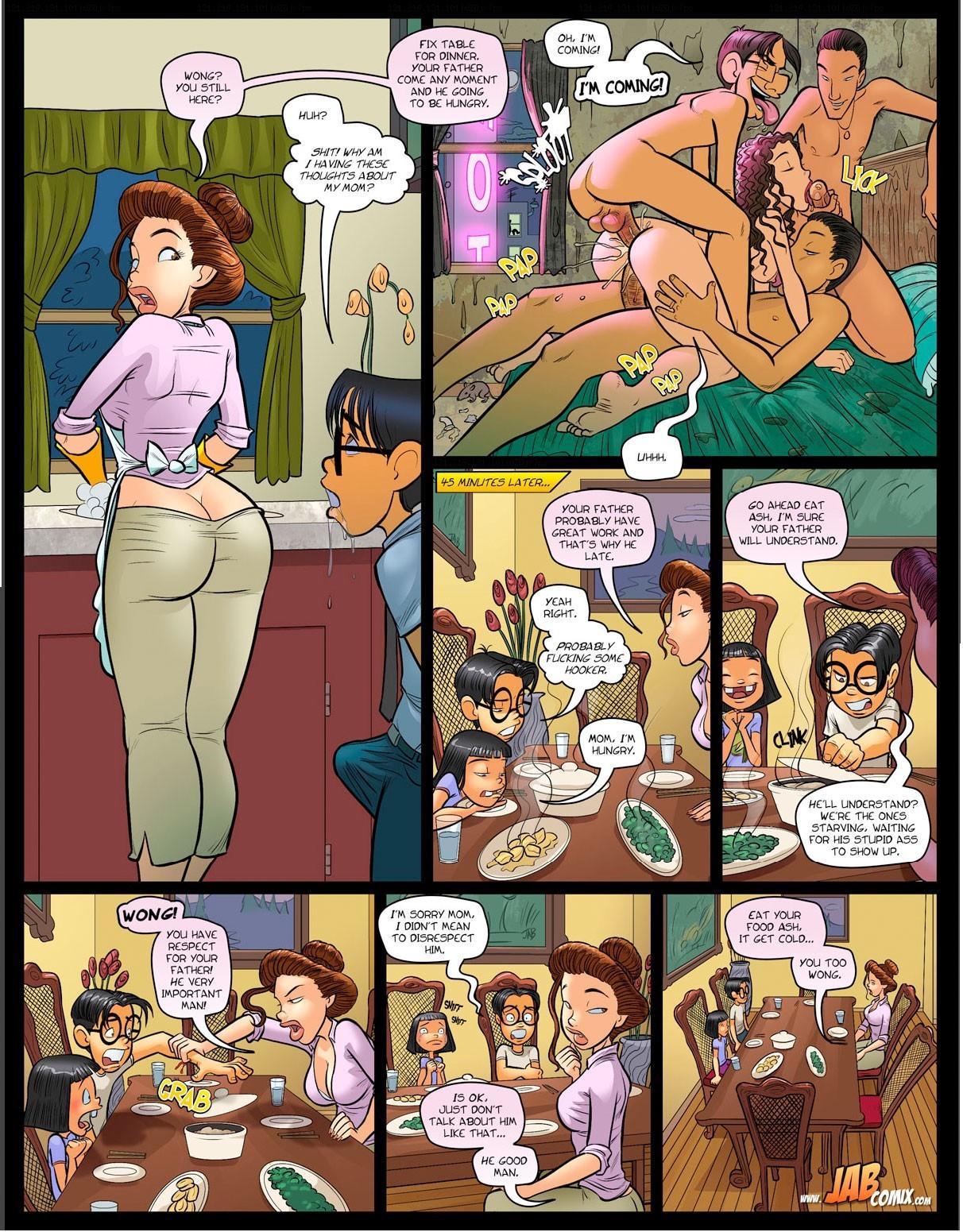 Porno Komiks