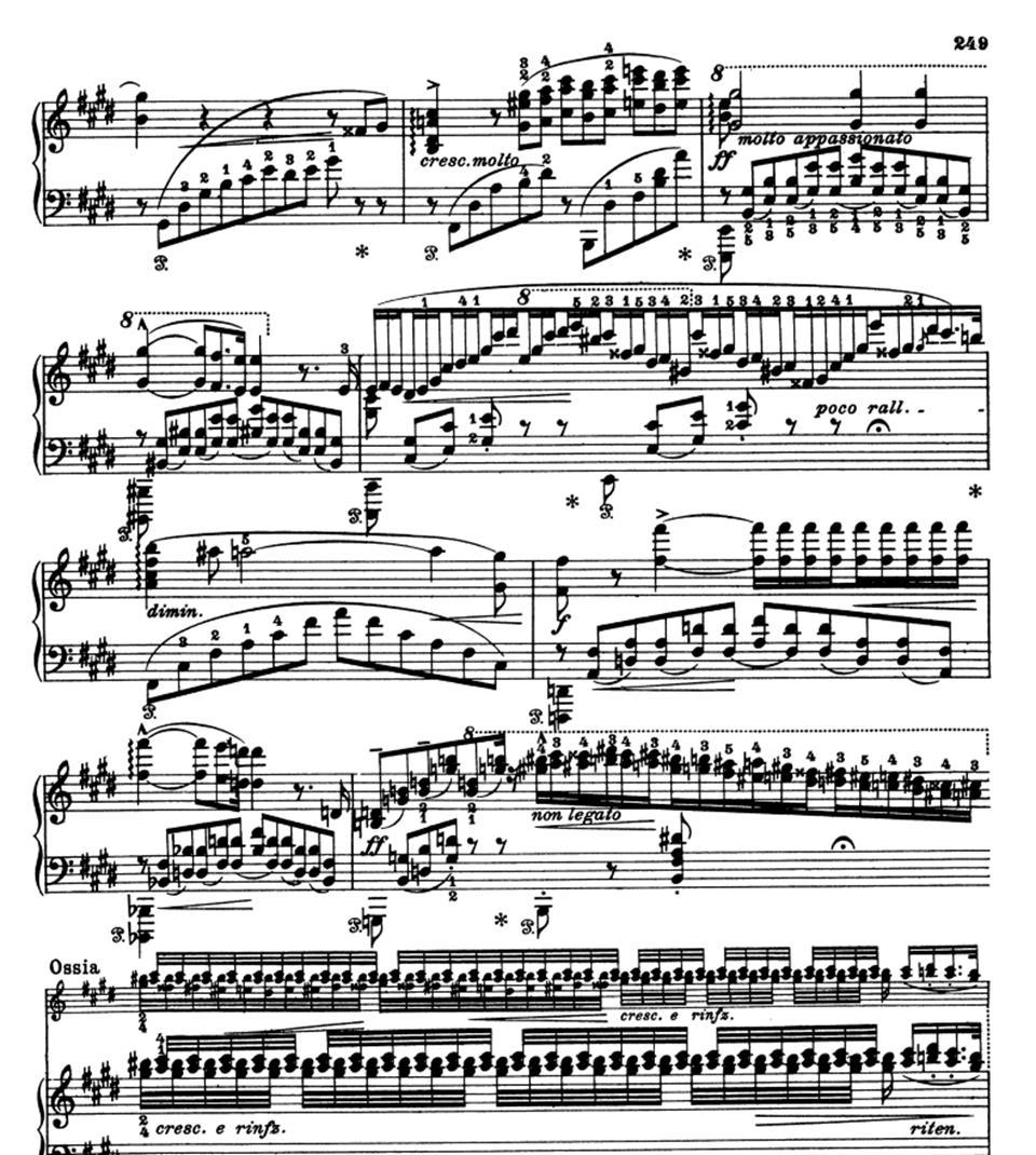 Klavírne okienko 3 - F.Liszt - Sonetto 104 del Petrarca