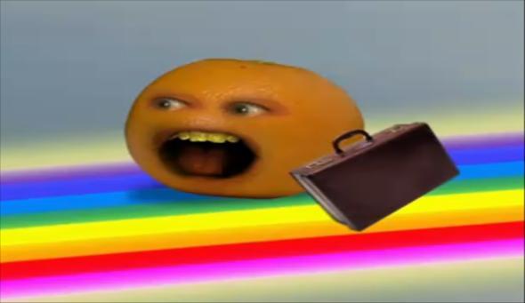 Naša rodina 7 - pomarančová skúška