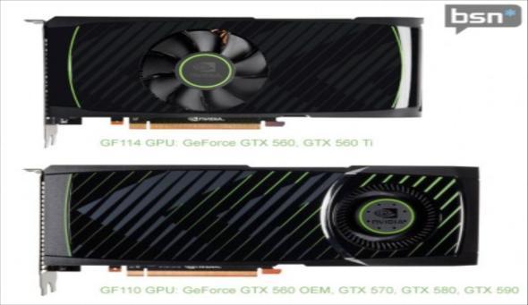 GeForce GTX 560 po tretíkrát