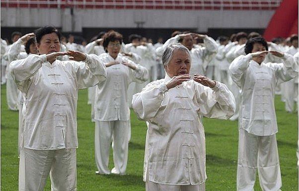 Čung-jüan-čchi-kung - skúsenosti