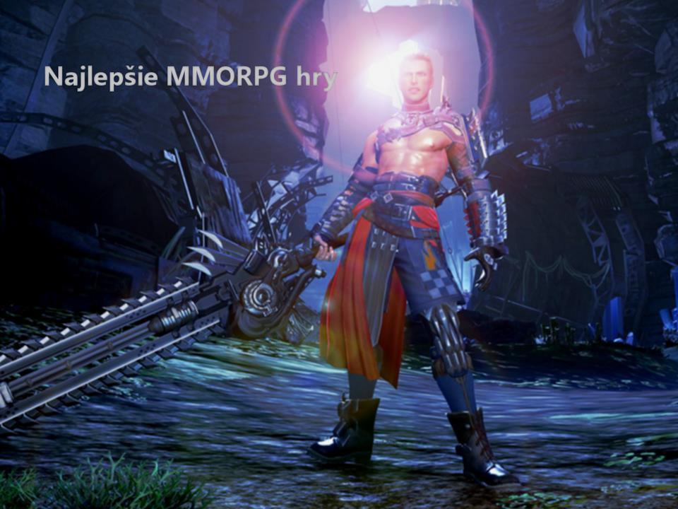 Najlepšie MMORPG hry roka 2014/2015 + recenzie časť 1.
