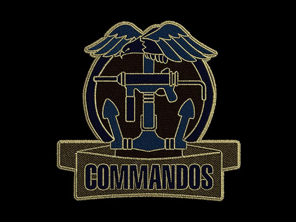 Commandos 1 a 3 v Commandos 2