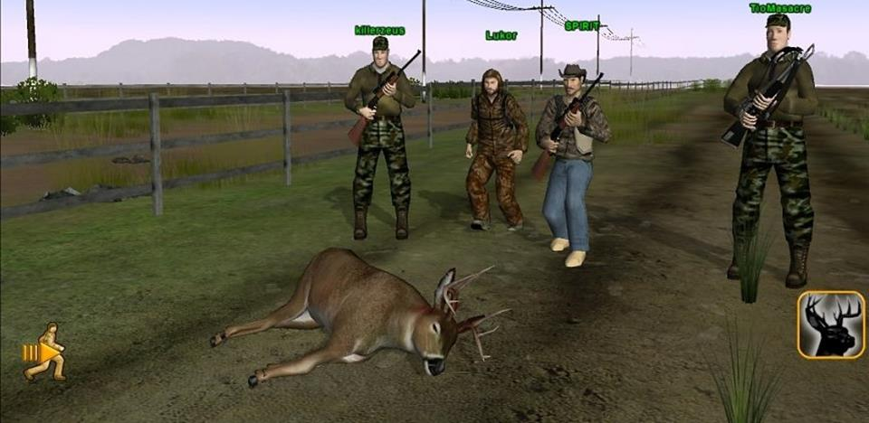 Deer Hunter 2005 Multiplayer stále žije!