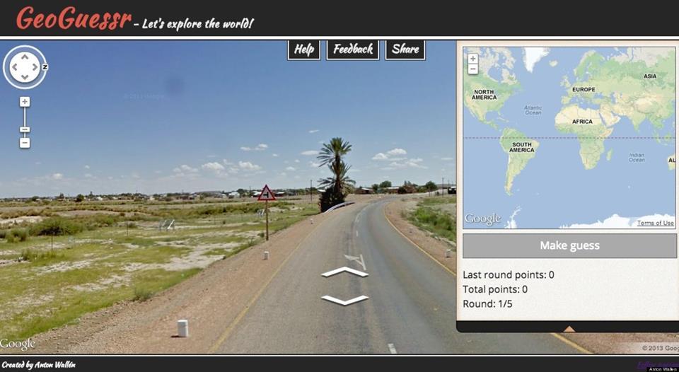 Bicyklovanie po Google mapách - Arduino 32u4