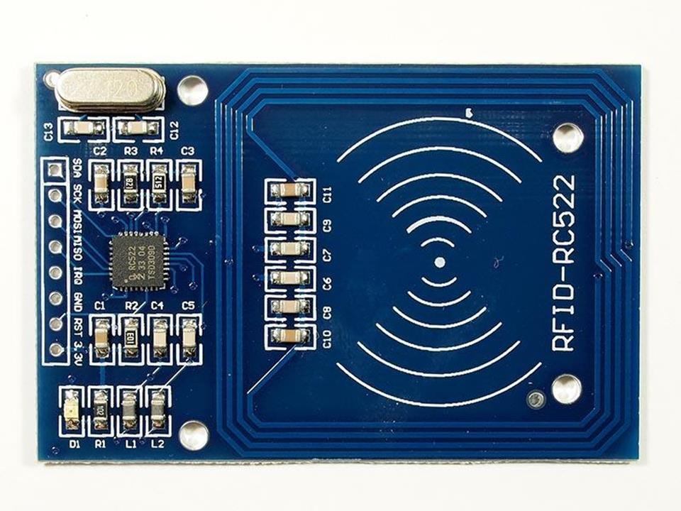 RFID vrátnik - update Október 2020