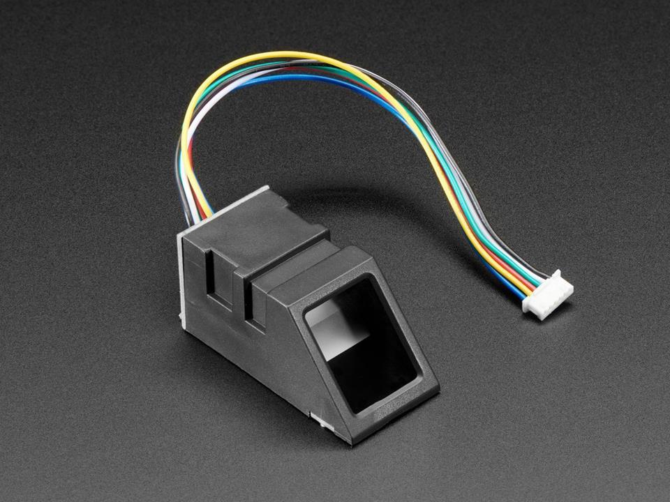 Senzor odtlačku prsta - Arduino