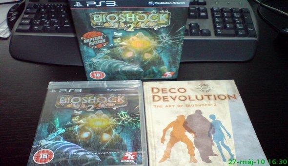 Limitka Bioshock2