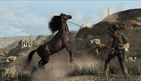 Red Dead Redemption je pecka?