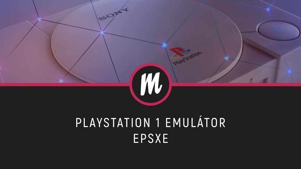 PlayStation 1 emulátor / ePSXe