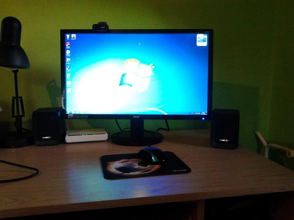 Moja PC Zostava