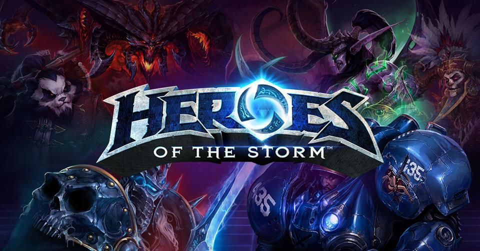 Heroes of the Storm - Illidan (Build gameplay)
