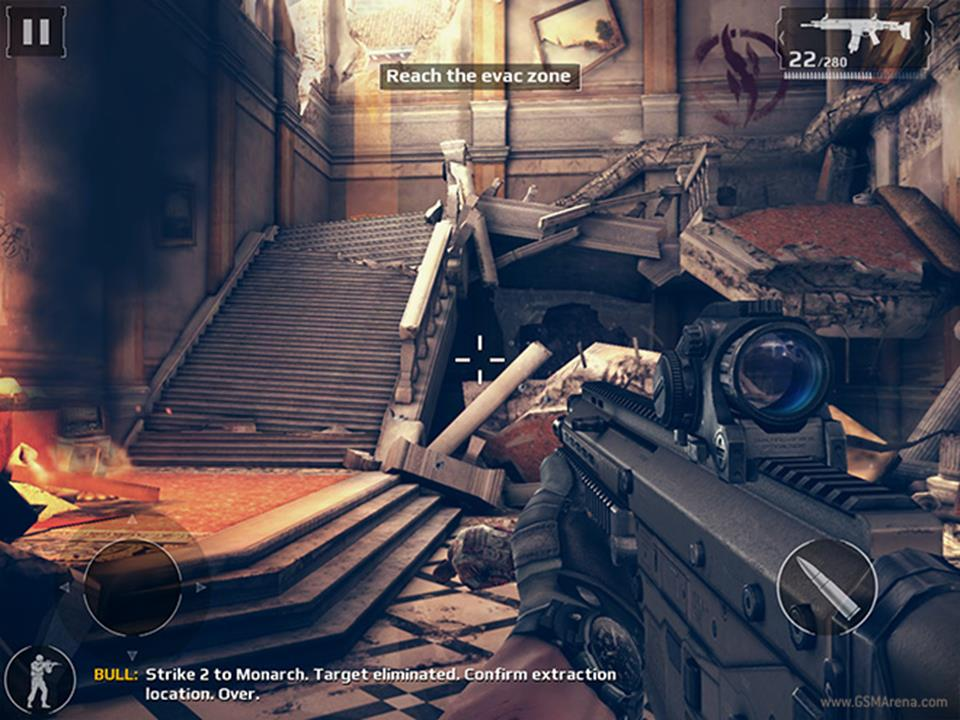 Call of Duty pre mobilné zariadenia? To je séria Modern Combat!