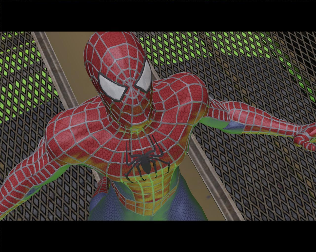 Человек паук игры прохождение 6 фотография