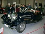 Viedeň - Výstava luxusných áut