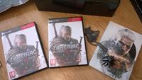 The Witcher 3 - Collectors Edition Unboxing