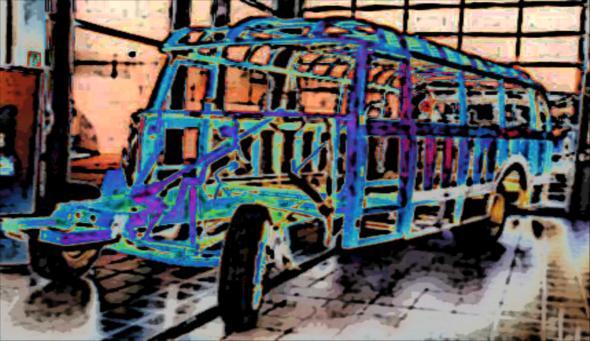 Autobusy sú svine