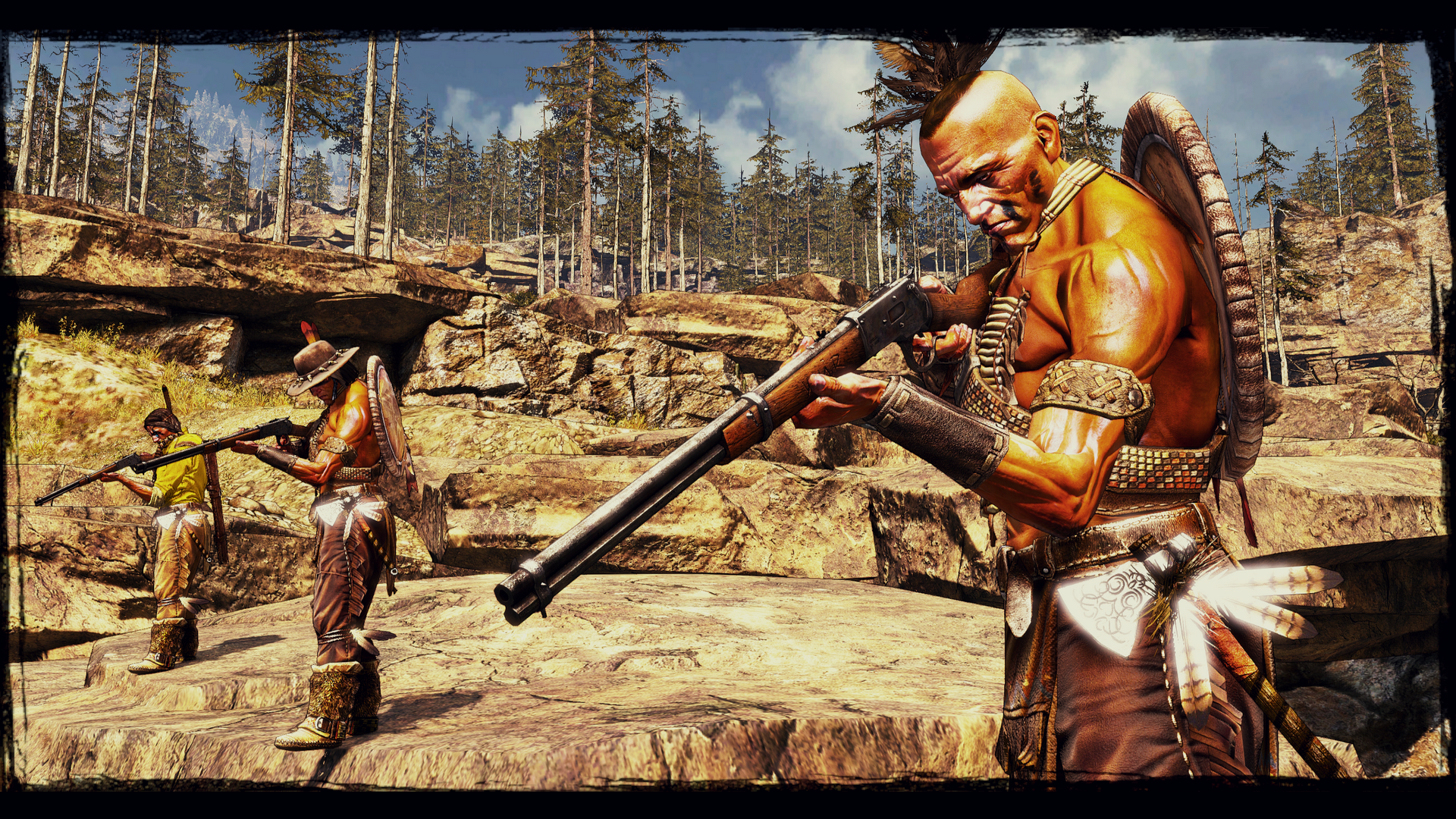 Hry v obrazoch : Call Of Juarez Gunslinger