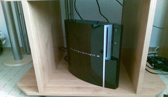 PS3 rozobratie