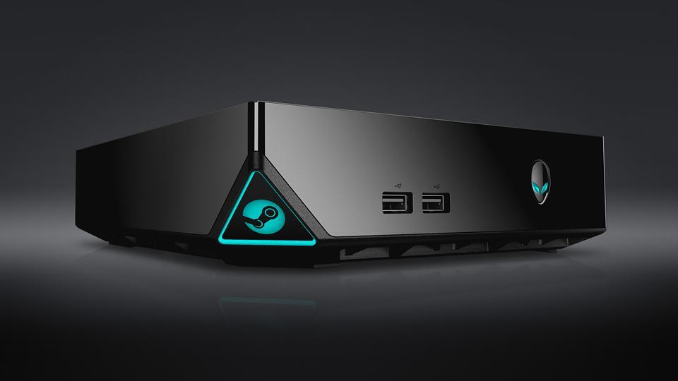 Steam Machine od Alienware má už 5,000 majiteľov